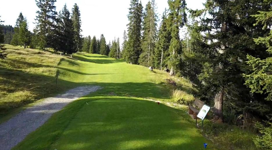 Umbauprojekt Golfplatz Arosa – Info Nr. 2