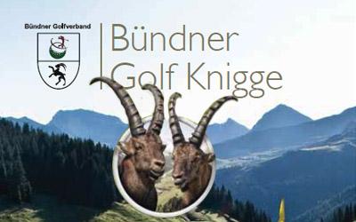 Bündner Golf Knigge