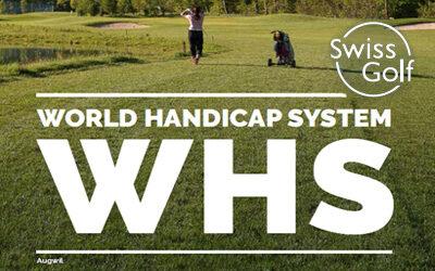 Informationen zum neuen World Handicap System