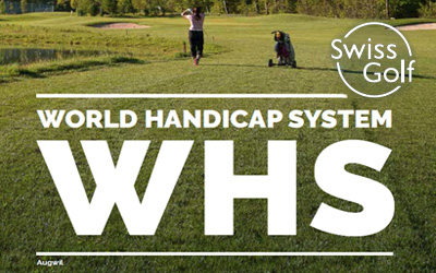 Informationen zum neuen World Handicap System