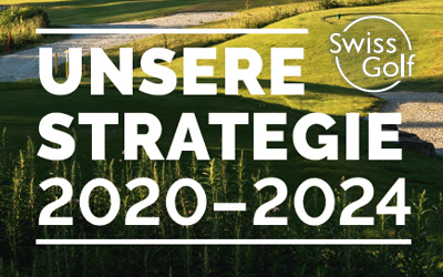 Swissgolf Strategie 2020–2024