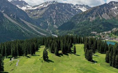 Alpengolf and more im Golf-Club Arosa